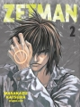 Couverture Zetman, tome 02 Editions Tonkam (Young) 2005