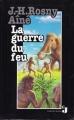 Couverture La guerre du feu Editions France Loisirs (Jeunes) 1992