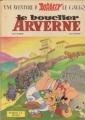 Couverture Astérix, tome 11 : Le bouclier Arverne Editions Dargaud 1968