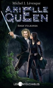 Couverture Arielle Queen, tome 09 : Saga Volsunga