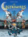 Couverture Les Légendaires, tome 02 : Le gardien Editions Delcourt (Jeunesse) 2004