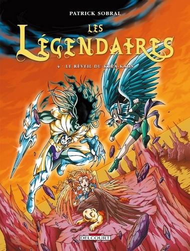 Couverture Les Légendaires, tome 04 : Le Réveil du Kréa-Kaos