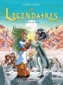 Couverture Les Légendaires, tome 05 : Coeur du passé Editions Delcourt (Jeunesse) 2006