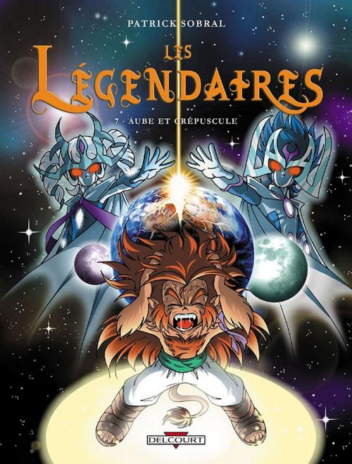 Couverture Les Légendaires, tome 07 : Aube et crépuscule