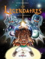 Couverture Les Légendaires, tome 07 : Aube et crépuscule Editions Delcourt (Jeunesse) 2007
