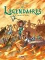 Couverture Les Légendaires, tome 08 : Griffes et plumes Editions Delcourt (Jeunesse) 2007