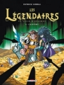 Couverture Les Légendaires, tome 09 : Le Cycle d'Anathos : L'Alystory Editions Delcourt (Jeunesse) 2008