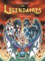Couverture Les Légendaires, tome 10 : Le Cycle d'Anathos : La Marque du destin Editions Delcourt (Jeunesse) 2009
