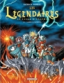 Couverture Les Légendaires, tome 11 : Le Cycle d'Anathos : Versus inferno Editions Delcourt (Jeunesse) 2009