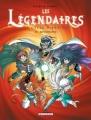 Couverture Les Légendaires, tome 12 : Le Cycle d'Anathos : Renaissance Editions Delcourt (Jeunesse) 2010