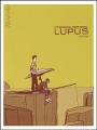 Couverture Lupus, tome 1 Editions Atrabile (Bile blanche) 2003