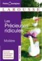 Couverture Les Précieuses ridicules Editions Larousse (Petits classiques) 2008