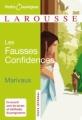 Couverture Les fausses confidences Editions Larousse (Petits classiques) 2008