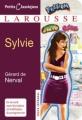 Couverture Sylvie Editions Larousse (Petits classiques) 2008