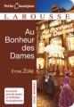 Couverture Au bonheur des dames Editions Larousse (Petits classiques) 2009