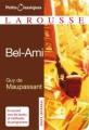 Couverture Bel-Ami Editions Larousse (Petits classiques) 2008
