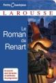 Couverture Le roman de Renart / Roman de Renart Editions Larousse (Petits classiques) 2008