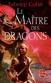 Couverture Le maître des dragons