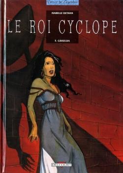 Couverture Le roi cyclope, tome 3 : Griselda