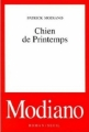 Couverture Chien de printemps Editions Seuil (Cadre rouge) 1993