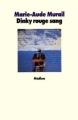 Couverture Dinky rouge sang Editions L'École des loisirs (Médium) 1992