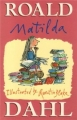 Couverture Matilda Editions Jonathan Cape 2002