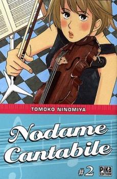 Couverture Nodame Cantabile, tome 02