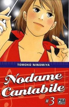 Couverture Nodame Cantabile, tome 03