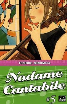 Couverture Nodame Cantabile, tome 05