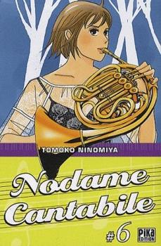 Couverture Nodame Cantabile, tome 06
