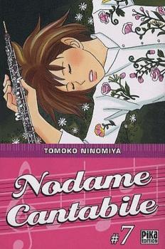 Couverture Nodame Cantabile, tome 07