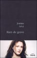 Couverture Rien de grave Editions Stock 2004