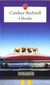 Couverture 4 blondes