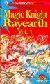 Couverture Magic Knight Rayearth, tome 1 Editions Mangaplayer 1996