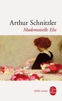 Couverture Mademoiselle Else