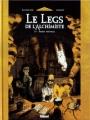 Couverture Le legs de l'alchimiste, tome 4 : Maître Helvetius Editions Glénat (La loge noire) 2006