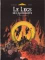 Couverture Le legs de l'alchimiste, tome 5 : Anna & Zaccharia Editions Glénat (La loge noire) 2007