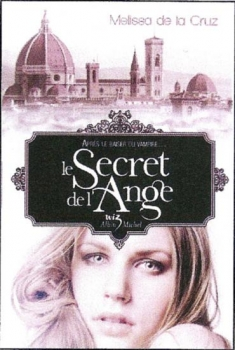 Couverture Les Vampires de Manhattan, tome 5 : Le secret de l'ange