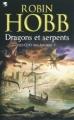Couverture Les Cités des Anciens, tome 1 : Dragons et serpents Editions Pygmalion (Fantasy) 2010