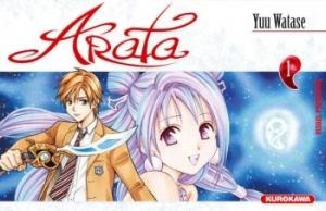 Couverture Arata, tome 01