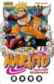 Couverture Naruto, tome 01 Editions Kana (Shônen) 2002
