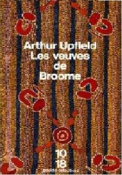 Couverture Les veuves de Broome