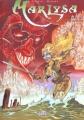 Couverture Marlysa, tome 02 : L'ombre de Dompour Editions Soleil 1999