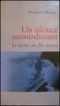 Couverture Un silence assourdissant : Le secret du fils autiste Editions Albin Michel 2002