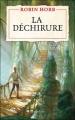 Couverture Le soldat chamane, tome 1 : La déchirure Editions Pygmalion 2006