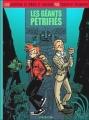 Couverture Une aventure de Spirou et Fantasio par..., tome 01 : Les Géants pétrifiés Editions Dupuis 2006