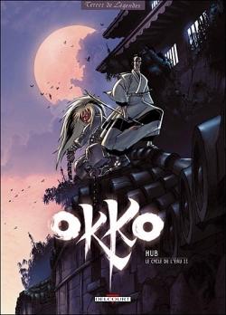 Couverture Okko, tome 02 : Le cycle de l'eau, partie 2