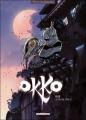 Couverture Okko, tome 02 : Le cycle de l'eau, partie 2 Editions Delcourt (Terres de légendes) 2010