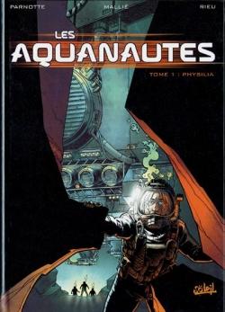 Couverture Les Aquanautes, tome 1 : Physilia