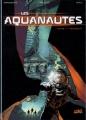 Couverture Les Aquanautes, tome 1 : Physilia Editions Soleil 2000